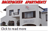 Backpacker Apartments