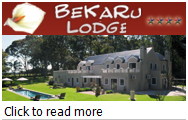 Bekaru Lodge Plettenberg Bay