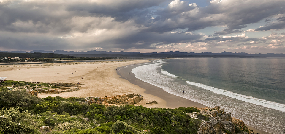 Plett Lookout Beach