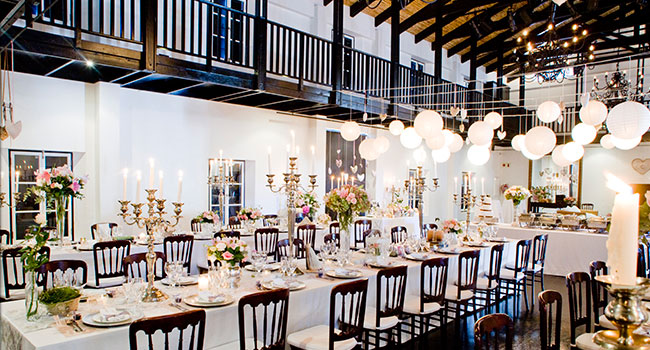 The White House Unique Wedding Venues In Plettenberg Bay